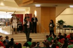 Sam's Hope Literacy Conference with the Milwaukee Bucks