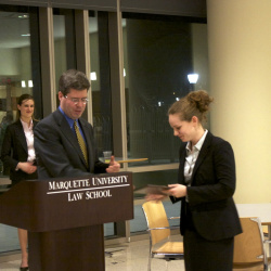 2011 Jenkins Moot Court Competition