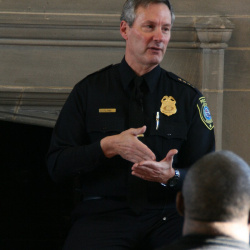 Milwaukee Police Chief Edward Flynn