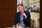 Matthew Desmond, Author of Evicted: Poverty and Profit in the American City