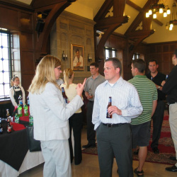 Sports Law Certificate Reception
