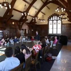 Eisenberg Hall PILS Luncheon - 2015